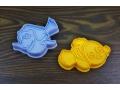Forma wyciskana Nemo i błazenek Disney 2szt