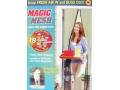 Magnetyczna kotara moskitiera  drzwi do komar duza