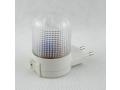 Lampka nocna w kontakt 3led z wyłącznikiem