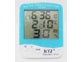 Zegar elektroniczny z termometrem