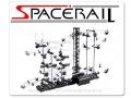 Tor SPACERAIL poziom 2 , Rollercoaster 2 kulkowy -