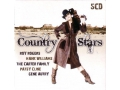 Country Stars 5CD ROGERS WILLIAMS CARTER FAMILY