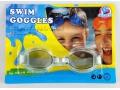 Okulary do pływania silikonowe dziecięce