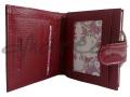 PORTFEL DAMSKI SKÓRZANY MONEY KEPPER 4598 LAKIEROW