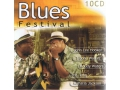 Blues Festival 10 CD HOOKER Walker WATERS Jackson