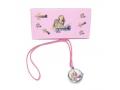 Zegarek na szyję z Hannah Montana 5557
