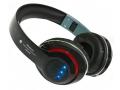 SŁUCHAWKI BEZPRZEWODOWE LED BLUETOOTH MP3 RADIO FM