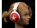 MIX STYLE sliczne słuchawki GWIAZDA - 5 kolorów!