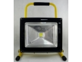 Halogen LED 50W projekcyjna lampa z akumulatorem