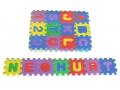 Puzzle piankowe 36szt zabawka mata piankowa