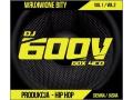 DJ 600V 4CD Wkurwione Bity, Produkcja Ciemna Jasna