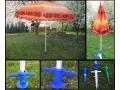 Stojak uchwyt na parasol ogrodowy plażowy