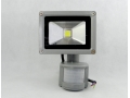 Halogen LED 10W projekcyjna lampa halopak sensor