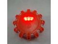 Lampa ostrzegawcza 12+3 LED