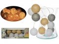 Cotton Balls Kule Świetlne LED