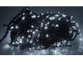 LAMPKI CHOINKOWE 25 LED BIAŁY ZIMNY NA BATERIE