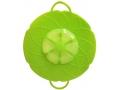 Slikonowa pokrywka zapobiegajaca wykipieniu.