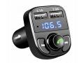 Transmiter ładowarka FM Bluetooth MP3 2x USB