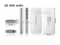 POWER BANK BATERIA ŁADOWARKA 3 x USB - 20000 mAh