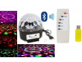 KULA DISCO DYSKOTEKOWA MAGIK BALL POWER Bluetooth