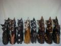 Koty drewniane
