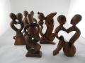 Figury dekoracyjne - abstrakcja