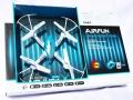 DRON Z KAMERĄ HD 2,4 GHZ zdalnie sterowany EMAJ