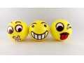 Piłeczka antystresowa relax 6,3 cm Mr. Smile Laugh
