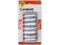 Baterie Eurobatt R6  AA 14szt w blistrze R06BP14
