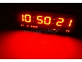 Zegar scienny LED 4622/12