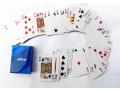 Karty do gry mini JetBlue plastikowe talia 54