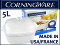 GARNEK do gotowania Corning Ware®-USA,FRANCJA 5L