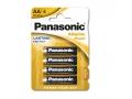 BATERIE R6 PANASONIC ALKALINE POWER 4 SZTUKI