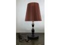 Lampka nocna z abażurem 37cm