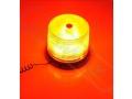 LAMPA 12V KOGUT CZERWONY OSTRZEGAWCZY LED