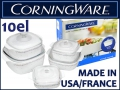 GARNKI do gotowania Corning Ware®-USA,FRANCJA 10CZ