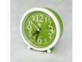 Zegarek budzik 11cm okrągły z podświetleniem