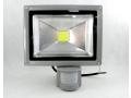 Halogen LED 20W projekcyjna lampa halopak sensor