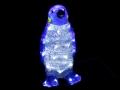 Świecący Pingwin 40 LED