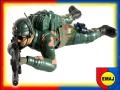 Żołnierz czołgający militaria wojsko dźwięki EMAJ