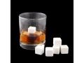 Kostki ceramiczne do drinków  4 szt + etui