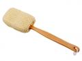 Myjka do pleców drewno
