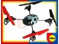 QUADROCOPTER latająca BIEDRONKA 2,4G RC helikopter