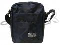 SPORT TORBA NA RAMIĘ MONEY KEPPER NEW 4587 CZARNY