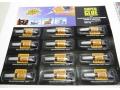 Klej SuperGlue 12szt na  blister kwadrat pakowaniu