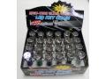 Latarka diodowa 5 LED breloczek w boxie 24szt 5led
