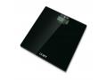 Waga łazienkowa szklana COBY czarna BMI