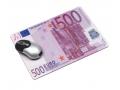 DUŻA PODKŁADKA POD MYSZ BANKNOT EURO